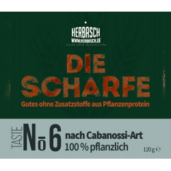 No. 6 The Hot (Cabanossi...