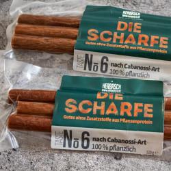 No. 6 Die Scharfe (nach...